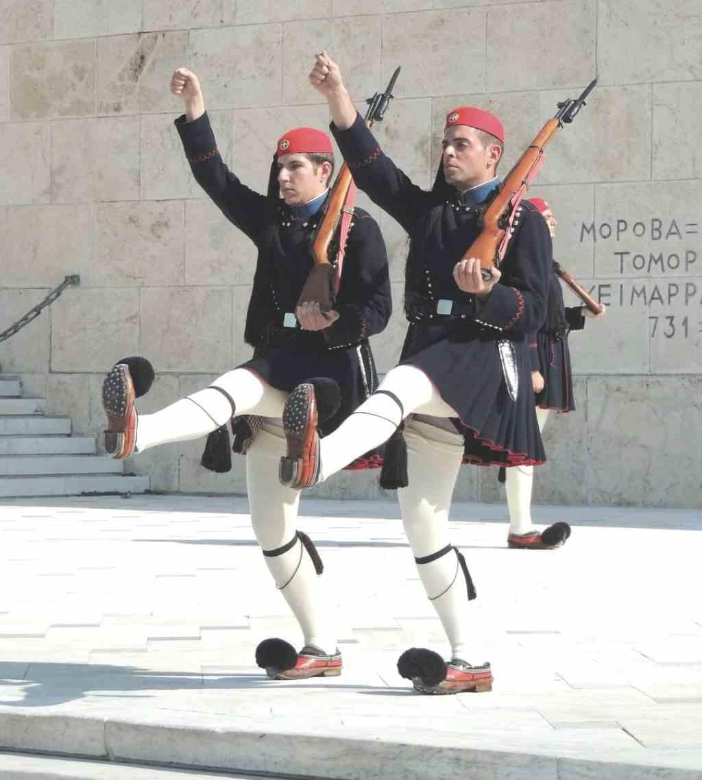 Президентская гвардия Греции
