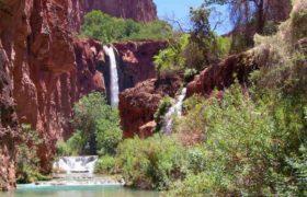 Аризона. Ручей Хавасу-Крик