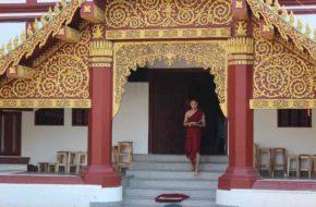 Чиангмай северная столица Таиланда