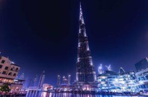 Взгляд на Дубай
