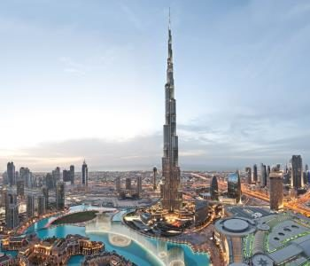 Бурдж Халифа (Burj Khalifa) Дубай