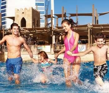 Аквапарк Wild Wadi Water Park Дубай