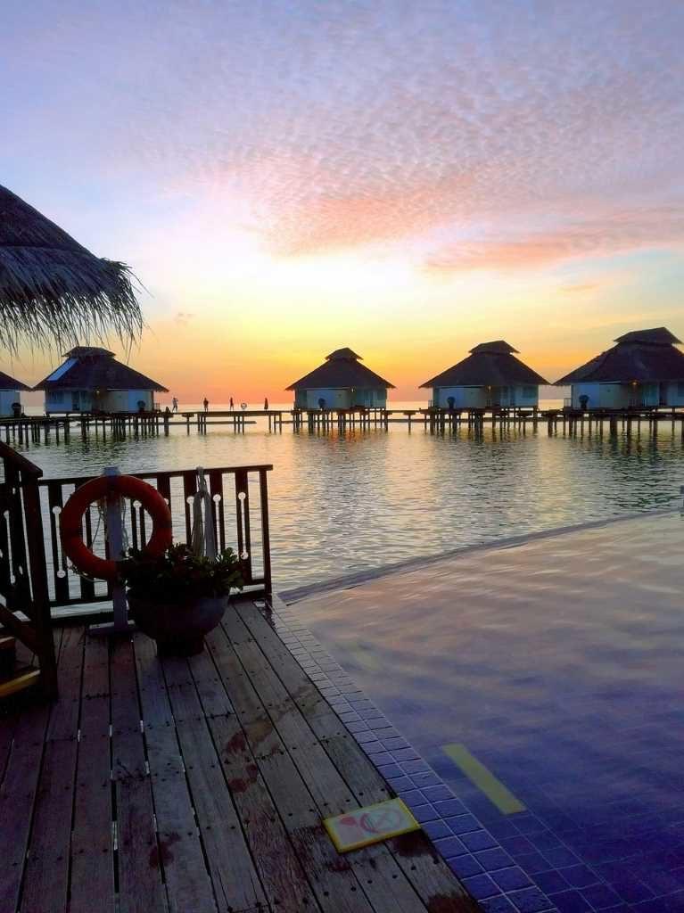 Мальдивы - отдых в раю