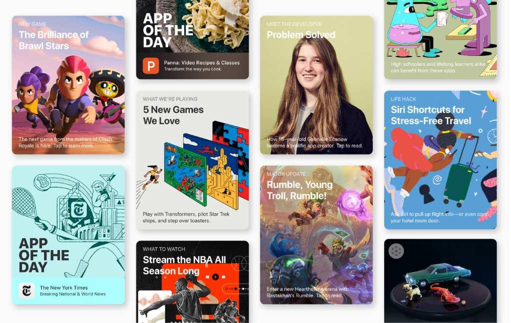 Apple App Store сообщает о рекордных продажах