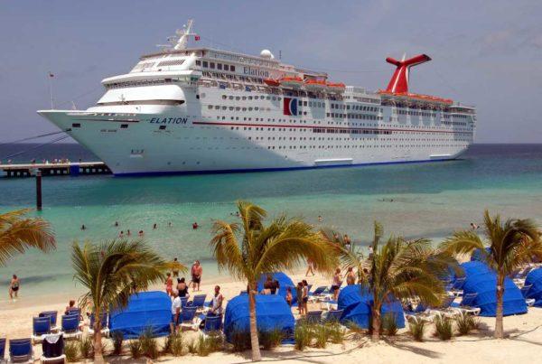 Carnival Cruise Line запустила акцию Let Fun Live