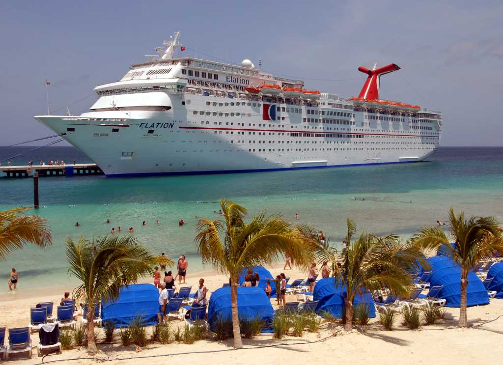Carnival Cruise Line запустила акцию Let Fun Live