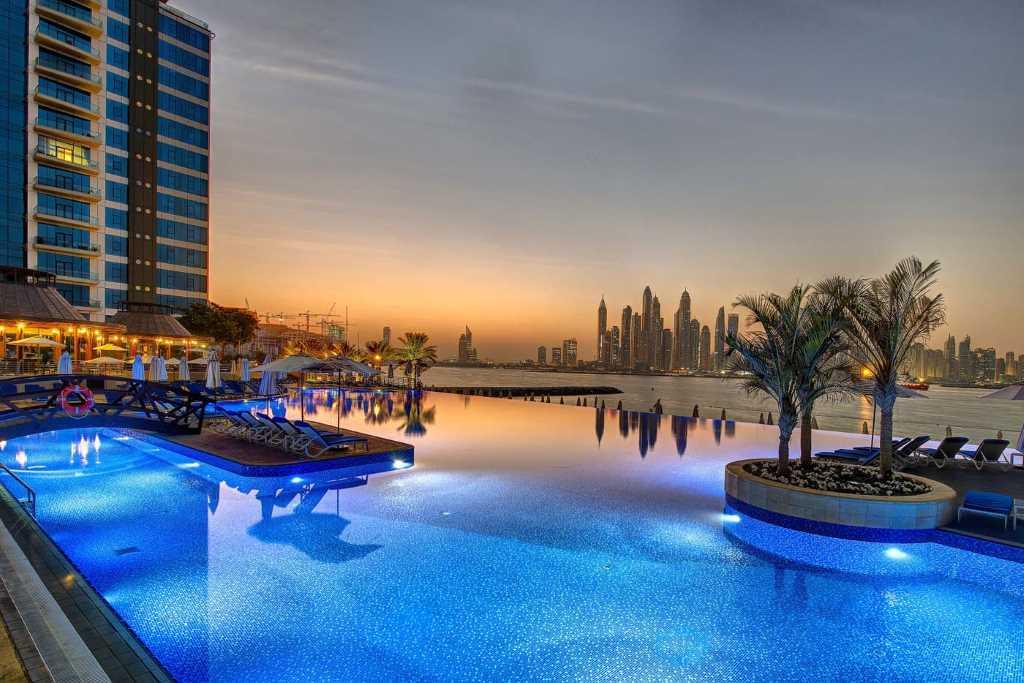 Акция от TUI - в ОАЭ дети летят бесплатно