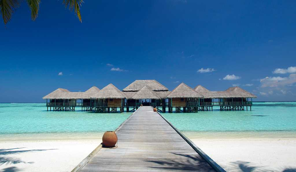 Отель Gili Lankanfushi Maldives пострадал от пожара