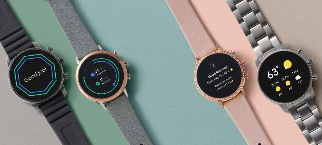 Google покупает технологию умных часов у Fossil Group