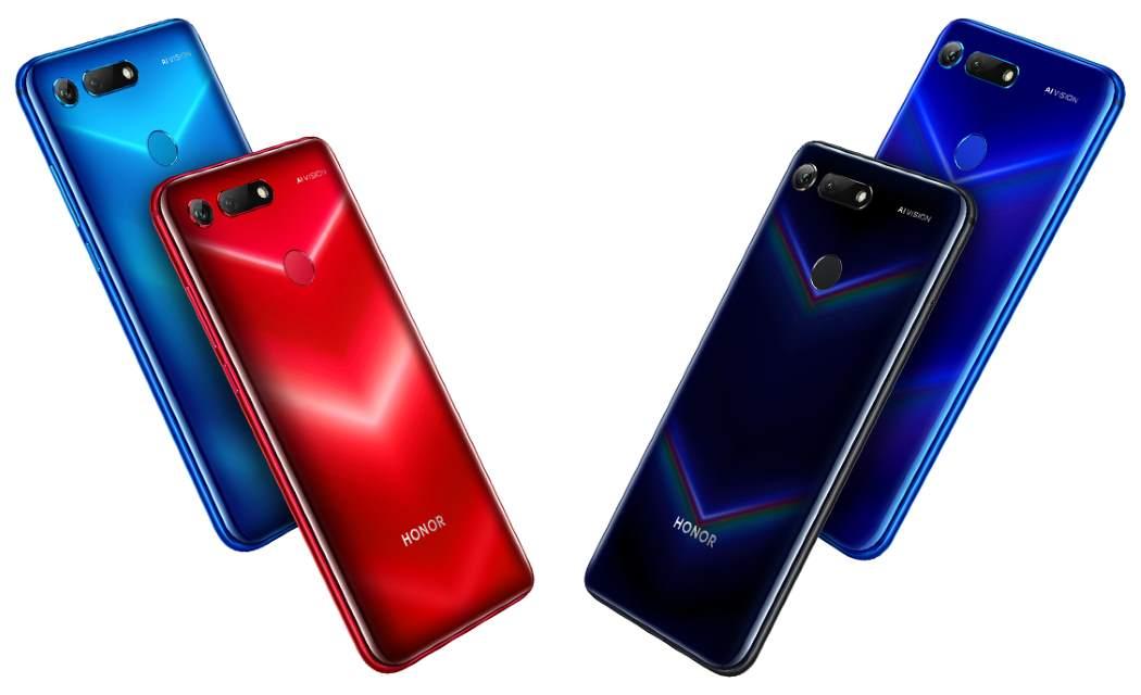Honor View 20 — новый флагман Huawei