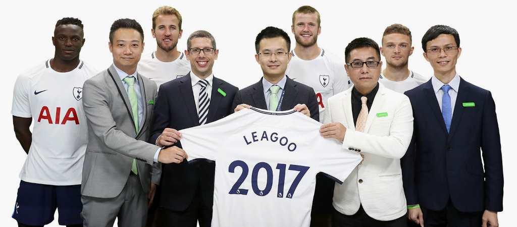 Руководство компании и футбольного клуба Tottenham Hotspur FC