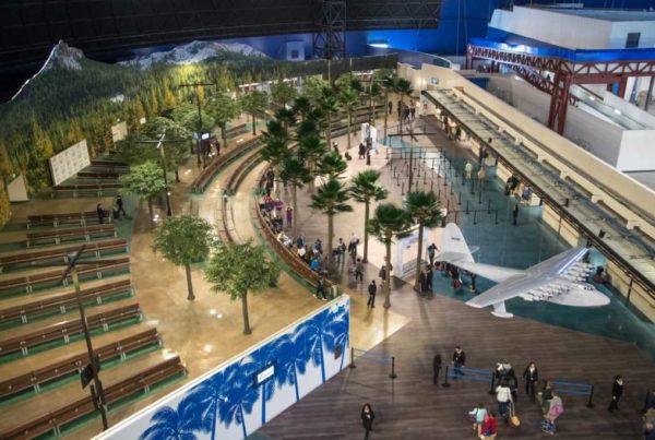Long Beach Facility признан самым совершенным круизным терминалом