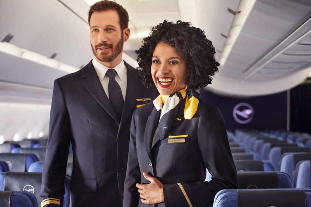 Lufthansa Group примет более 5000 новых сотрудников 2019 году