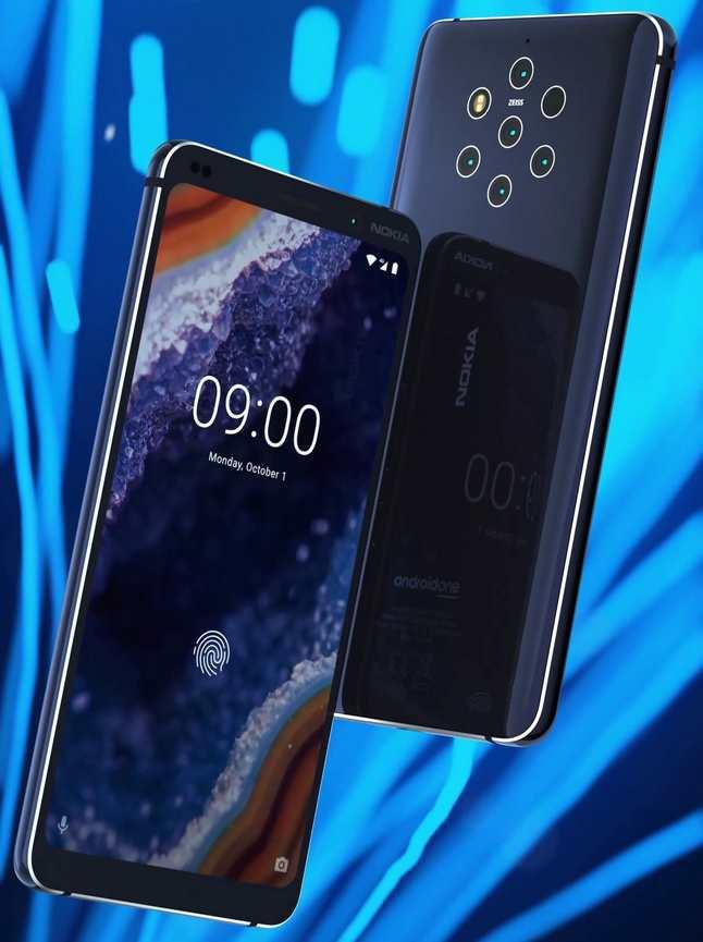 Nokia 9 PureView дебютирует в конце января