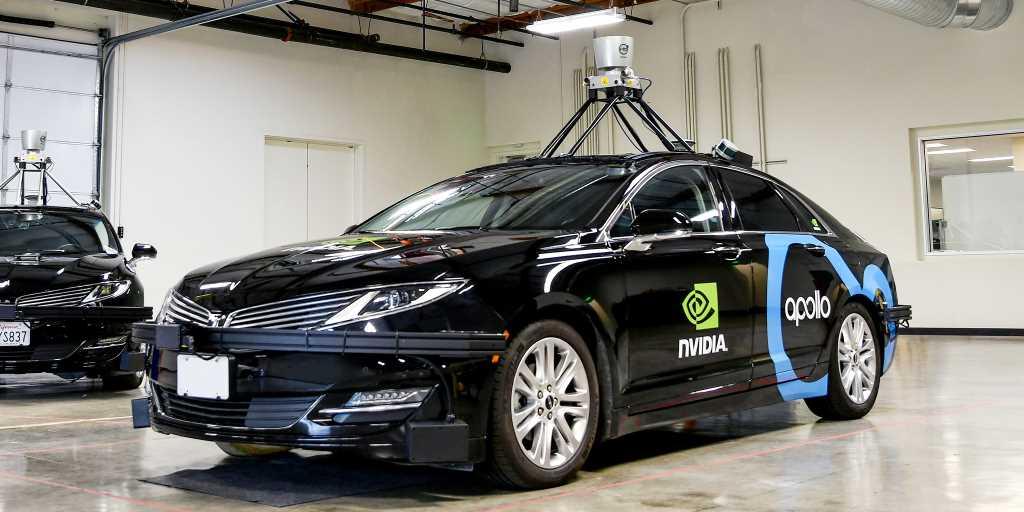 NVIDIA представляет DRIVE AutoPilot - будущее наступит через год