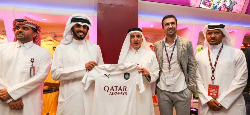 Первый бутик Qatar Airways Travel Boutique открыт в аэропорту Хамад