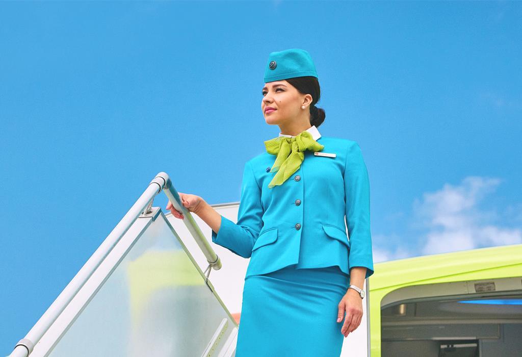 S7 Airlines увеличила перевозки пассажиров на 12%