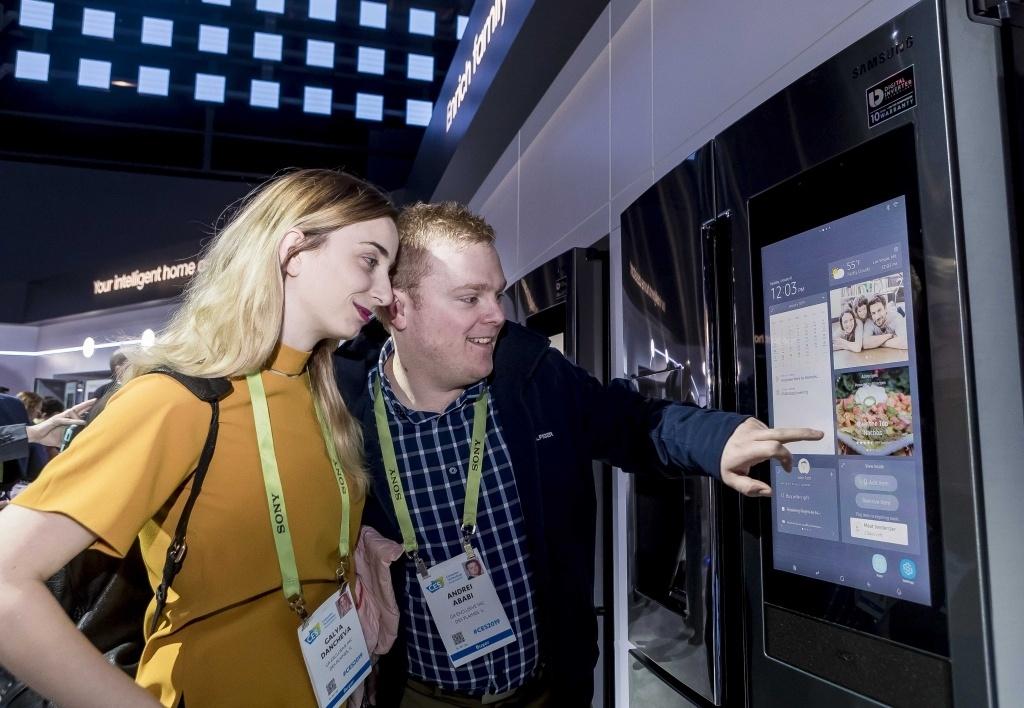 Город Samsung на CES 2019 - на что обратить внимание