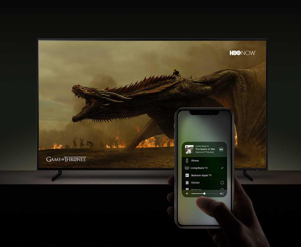 Телевизоры Samsung Smart TV получат новую функцию