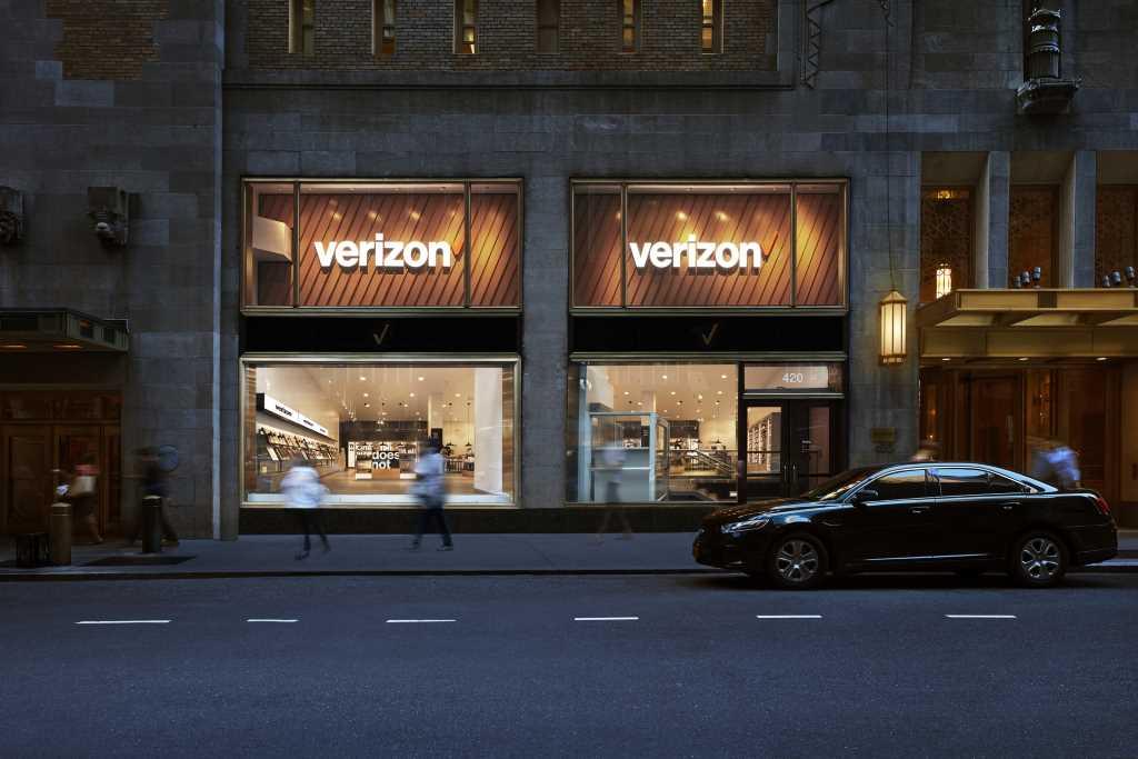 Verizon - крупнейший оператор сотовой связи США
