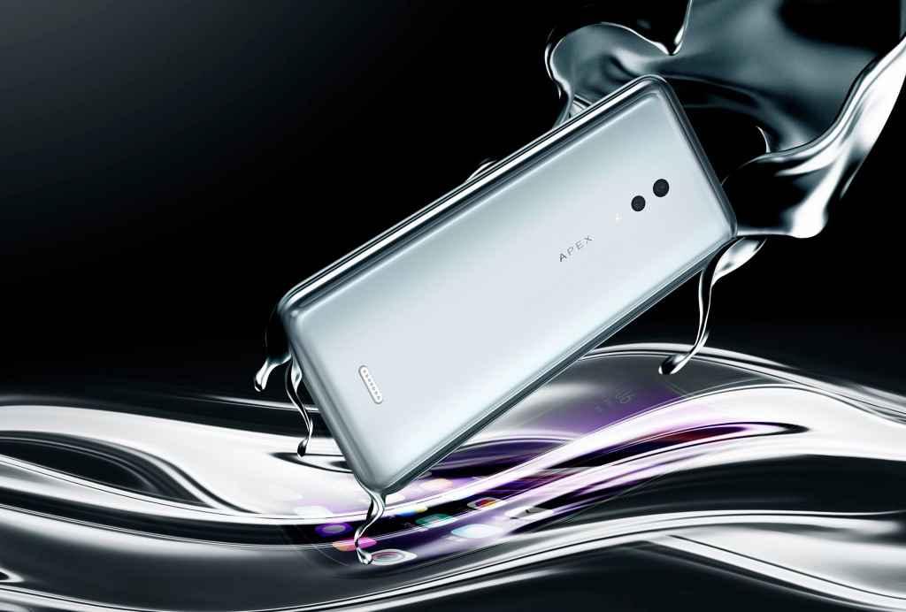 Новый смартфон Vivo Apex 2019
