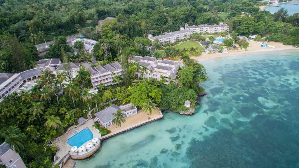 Только для взрослых: 10 романтических карибских курортов