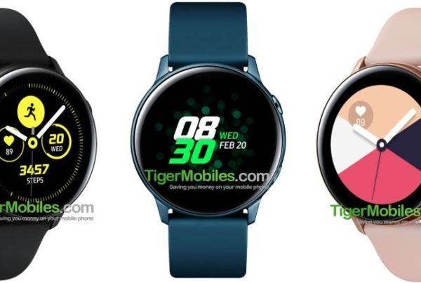 Galaxy Watch Active сменяет Samsung Galaxy Sport