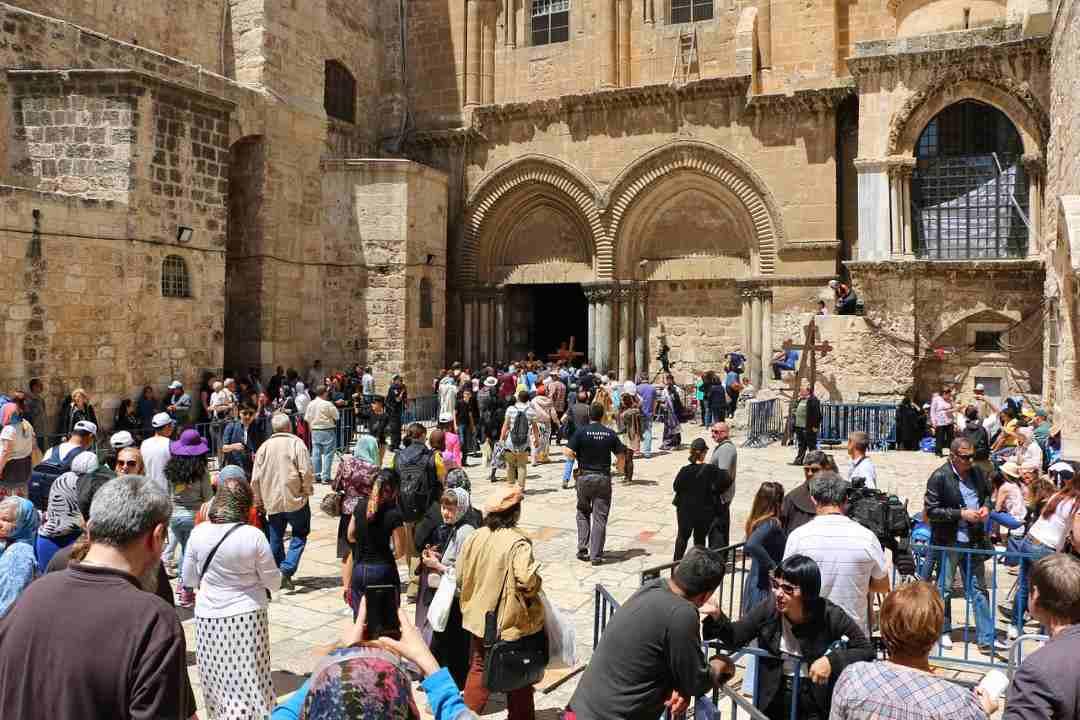 Храм Воскресения Христова в Иерусалиме