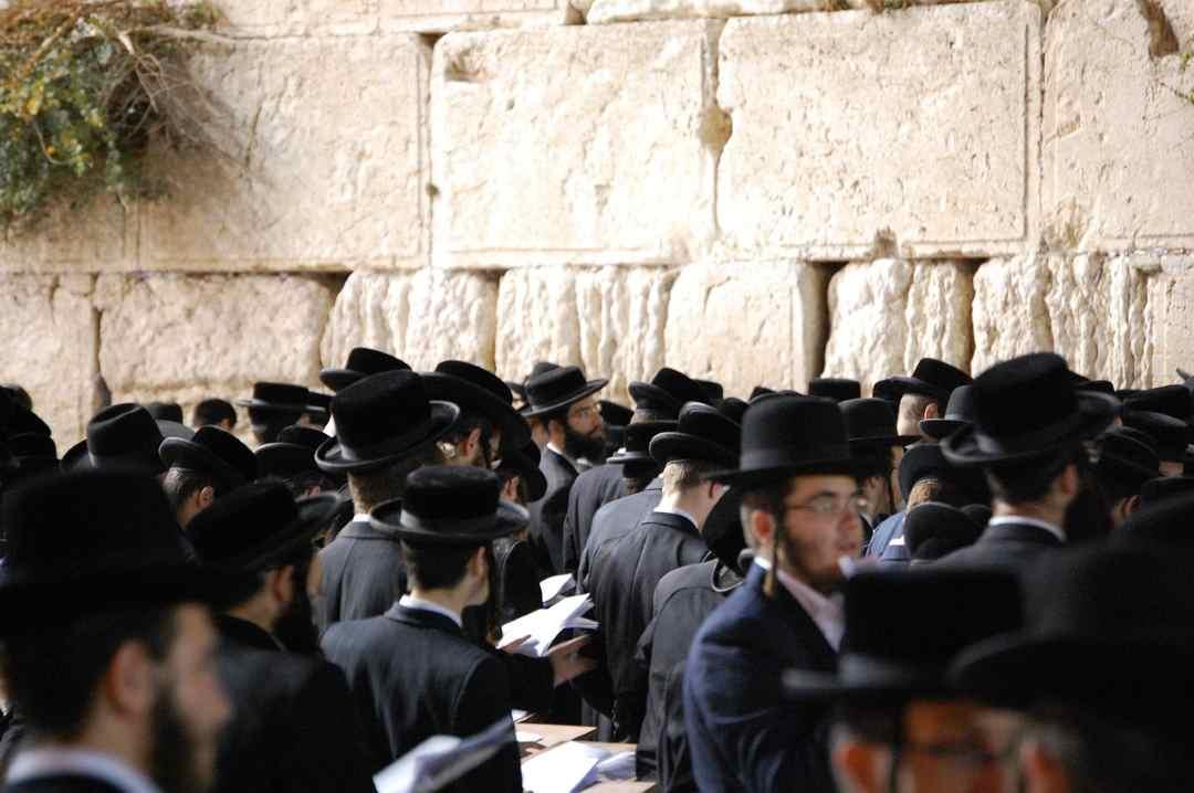 Величайшая святыня иудаизма: Стена Плача