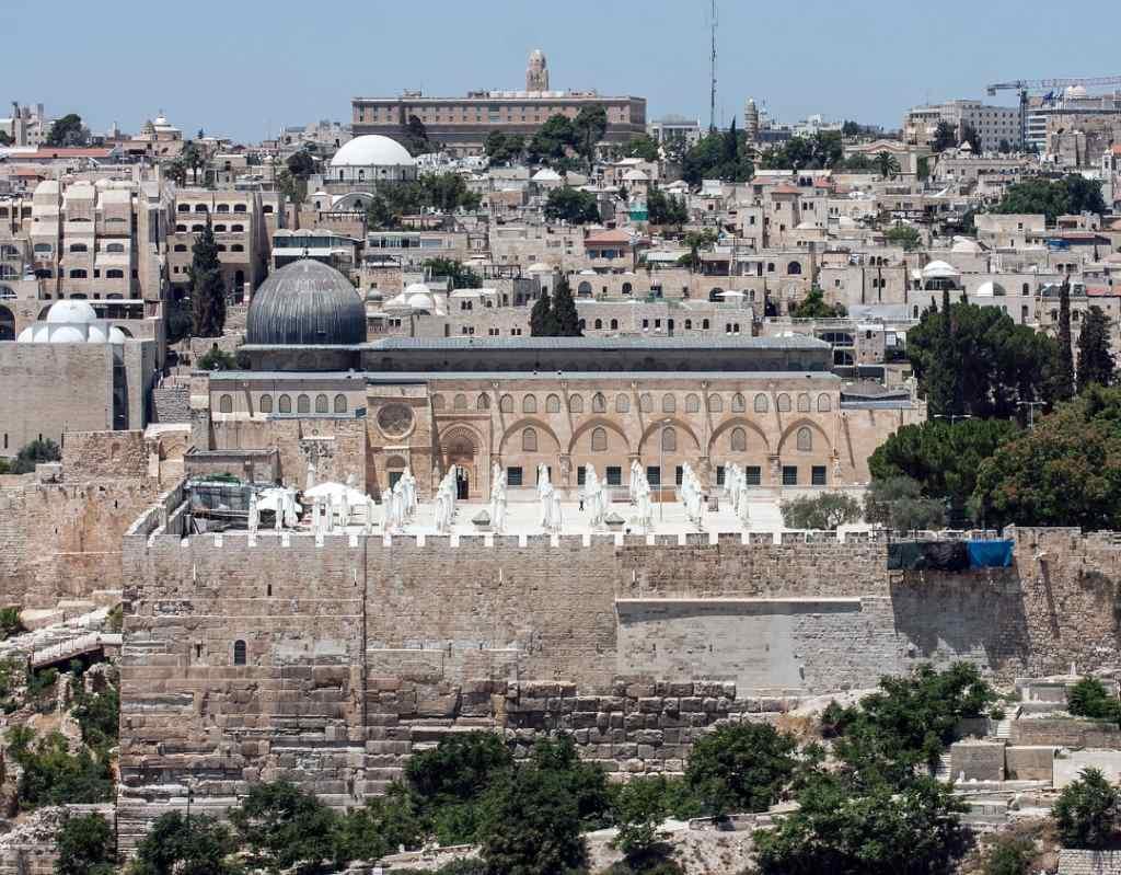 Эль-Масджид эль-Акса — древнейшая в мире мечеть